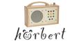 Hoerbert – persönlicher MP3-Player aus Holz für Kinder