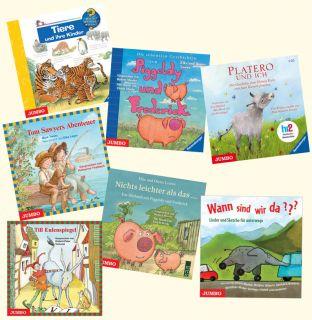 Kindergeschichten vom Jumbo Verlag