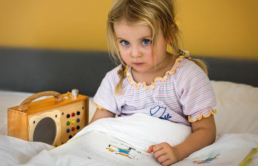 02/2016 - Kinderzeit - Zuhören lernen