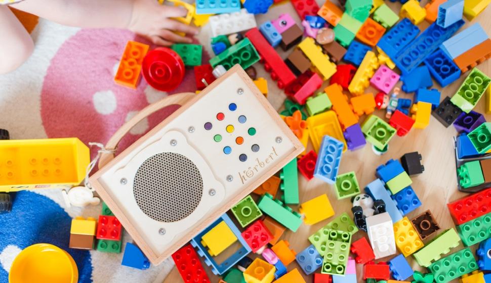 hörbert auf Lego