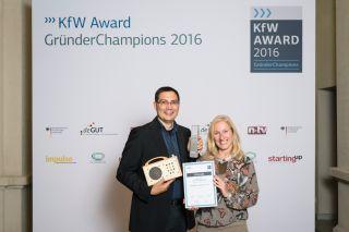 KFW Award 2016