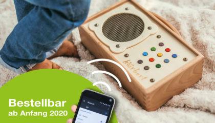hörbert Bluetooth-Modul ab Frühjahr 2020 bestellbar