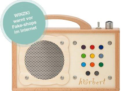 01/2020 - hörbert Hersteller warnt vor Fake Shops im Internet